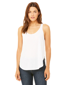 Ladies Flowy Athletic Tank